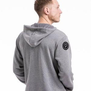 Pure Barre Sweaters - NWT Men's Pure Barre Zip Up XL